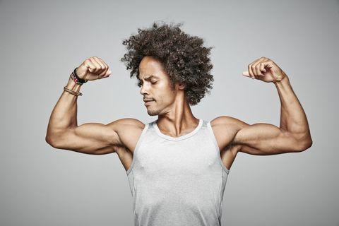 Has perdido tono muscular y fuerza
