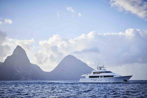 perennials sutherland yacht exterior