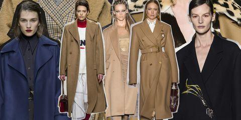 db38cc0cec59 Cappotti moda autunno inverno 2018 2019: la tendenza per modelli ...
