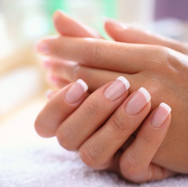 perfect fingernails