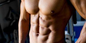 Perfect male torso