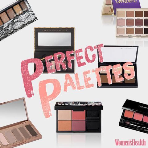 The 7 Prettiest—and Most Wearable—Makeup Palettes Ever