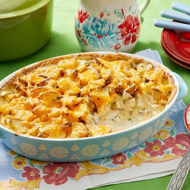pioneer woman's perfect potatoes au gratin