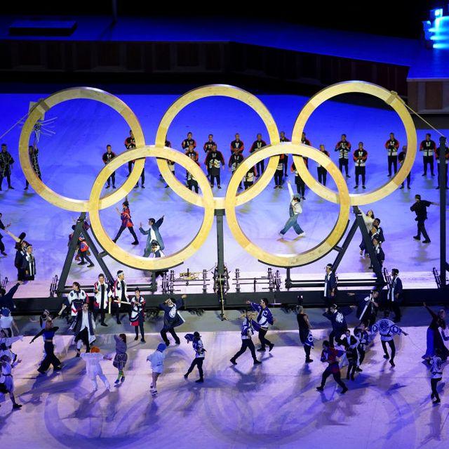 東京奧運終於開幕了