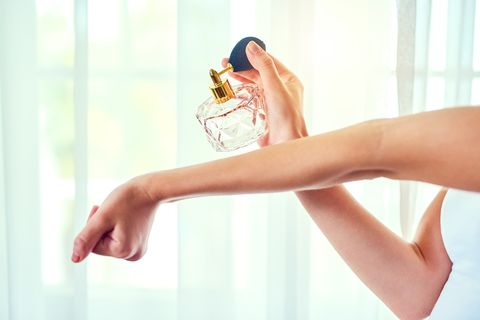 The £2 beauty trick that will make your perfume last longer