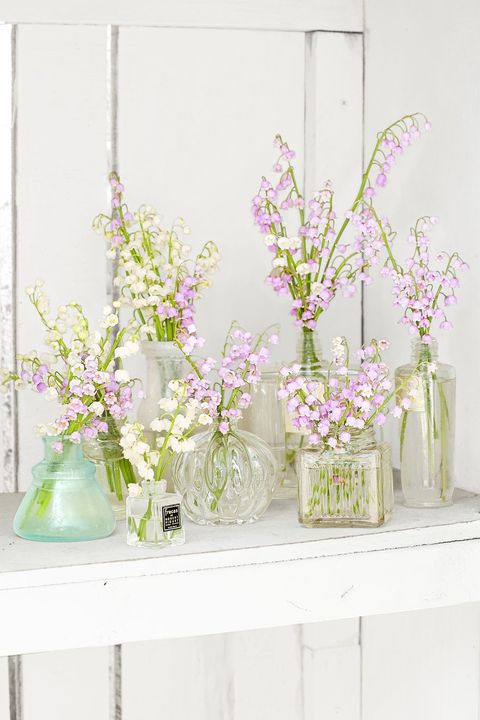 perfume bottles easter decoration ideas