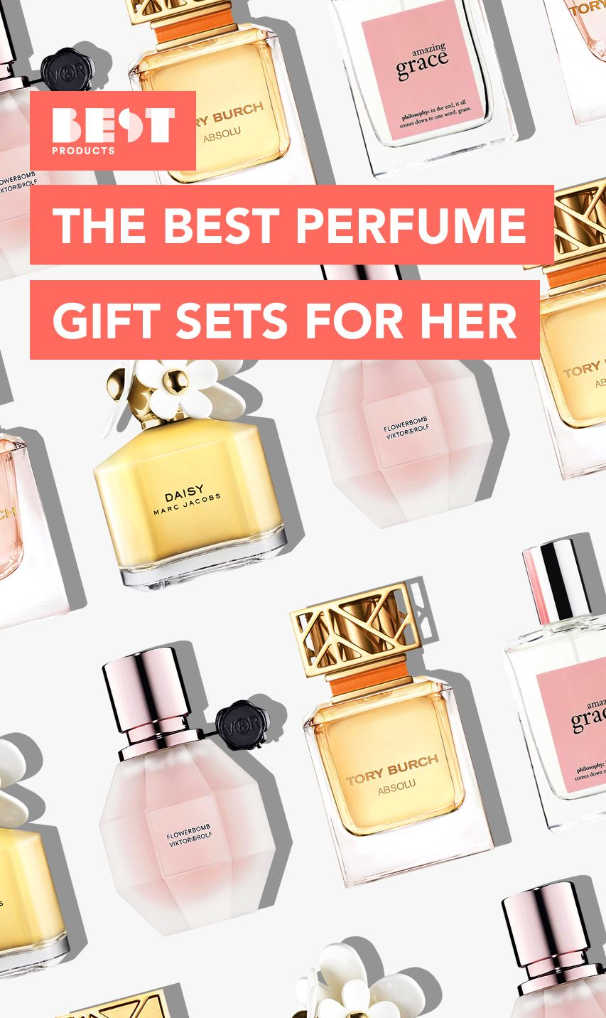 10 Best Perfume Gift Sets to Give in 2018 - Fragrance Gift Sets for Her