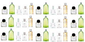 Perfumes suaves y limpios