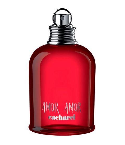 Red, Bottle, Perfume, Glass bottle,