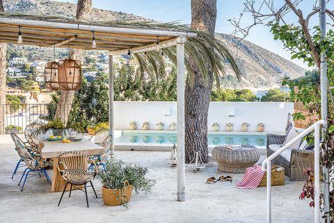 Casa con piscina en Moraira, Alicante