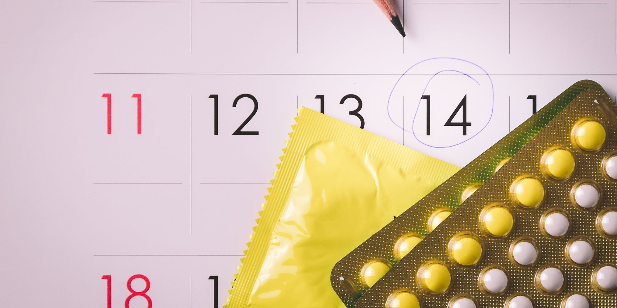 How all the different contraception methods affect your period