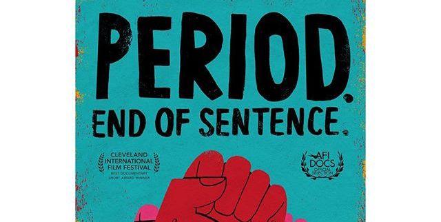 period end of sentence netflix