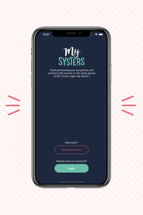 best period tracking apps - mysisters