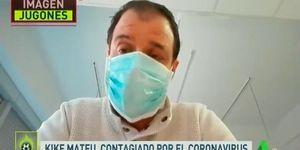 Kike mateu es el periodista de Valencia que tiene coronavirus