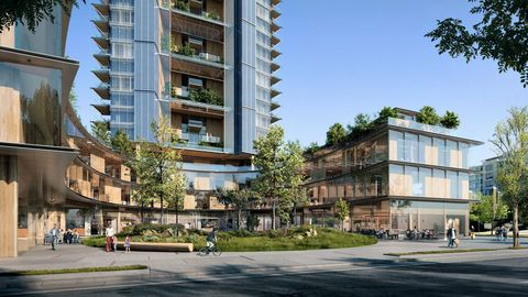 Building, Residential area, Condominium, Mixed-use, Neighbourhood, Property, Architecture, Apartment, Metropolitan area, Urban design,
