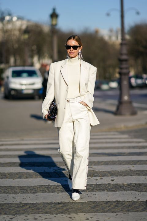 street style paris fashion week haute couture spring summer 2020 day two