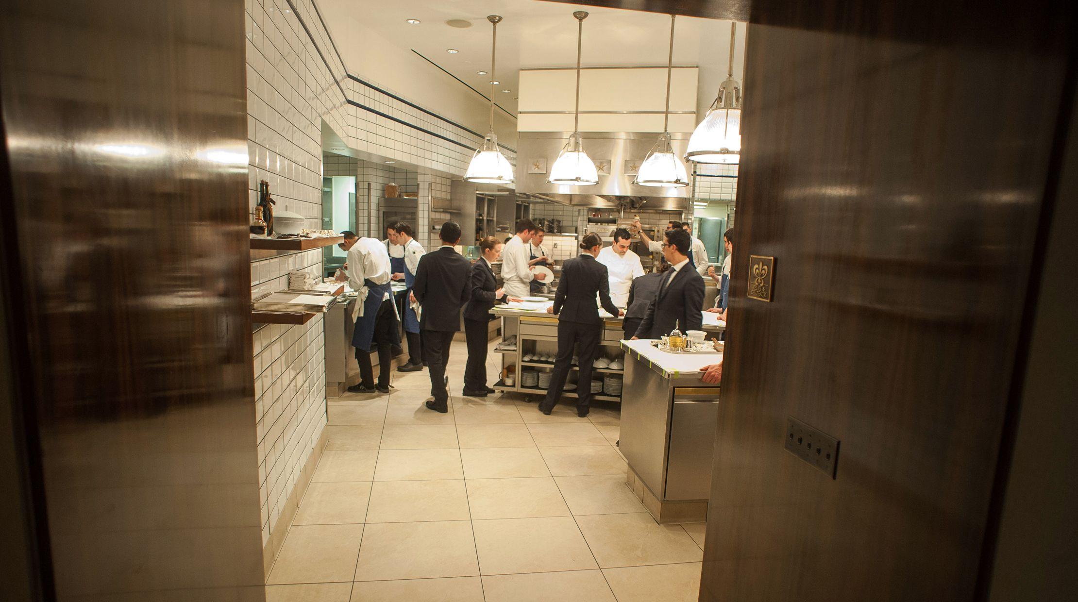 Per Se Kitchen