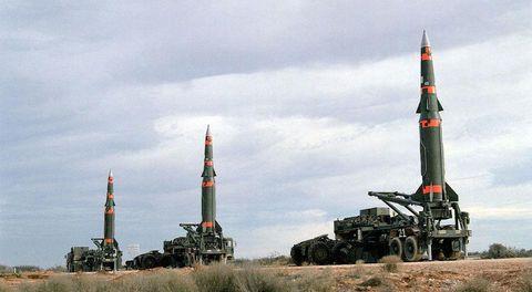 Missile, Rocket, Vehicle, Tank,