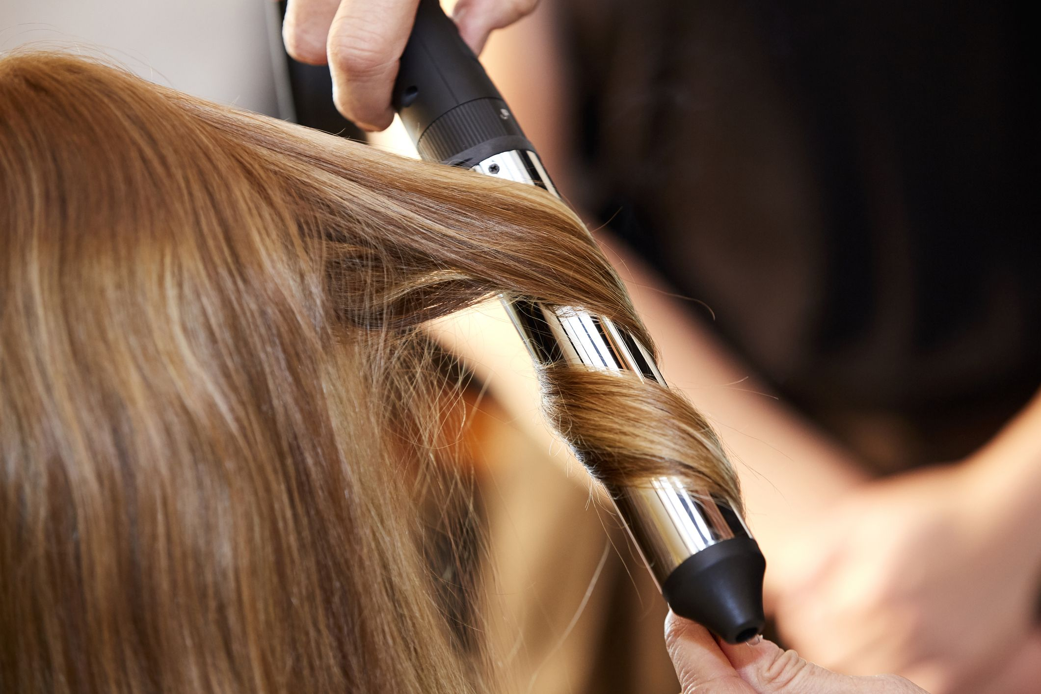 съвети за оформяне на коса как да се навиете