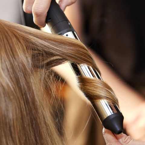 hair styling tips   how to curl