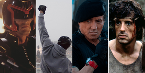 personajes sylvester stallone