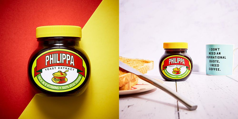 Personalised Marmite Jars Exist And They're Perfect For The Marmite-Lover In Your Life