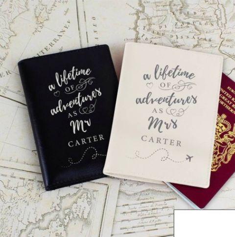 Personalised passport cover - Best passport cover