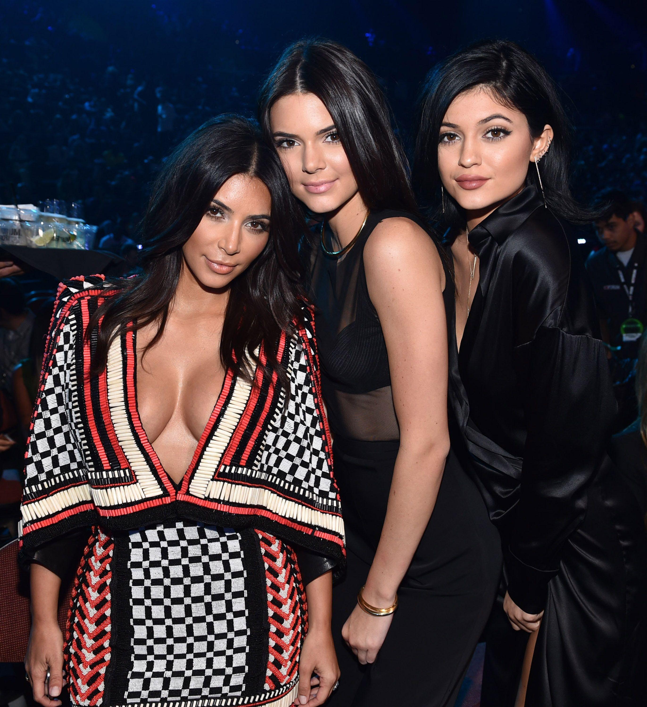 Kim Kardashian Isn't Happy That Kendall Jenner Dissed Psalm's Name on TV