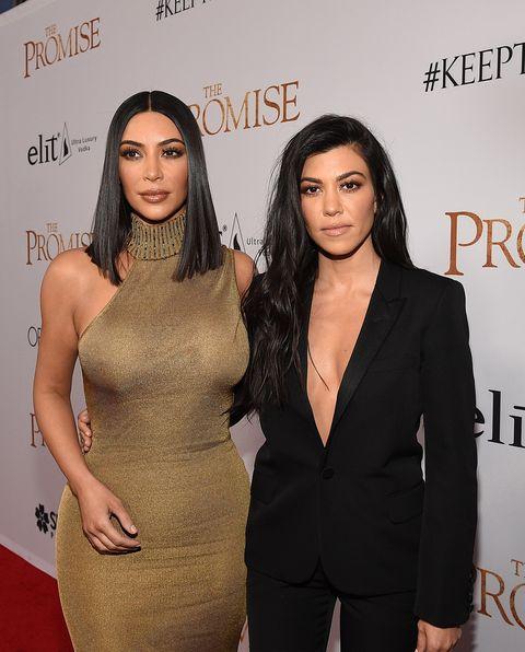 fe2e19335fc1 Kim Kardashian s Concocting a Shady Plan to Get Kourtney Kardashian and  Scott Disick to Have Another Baby