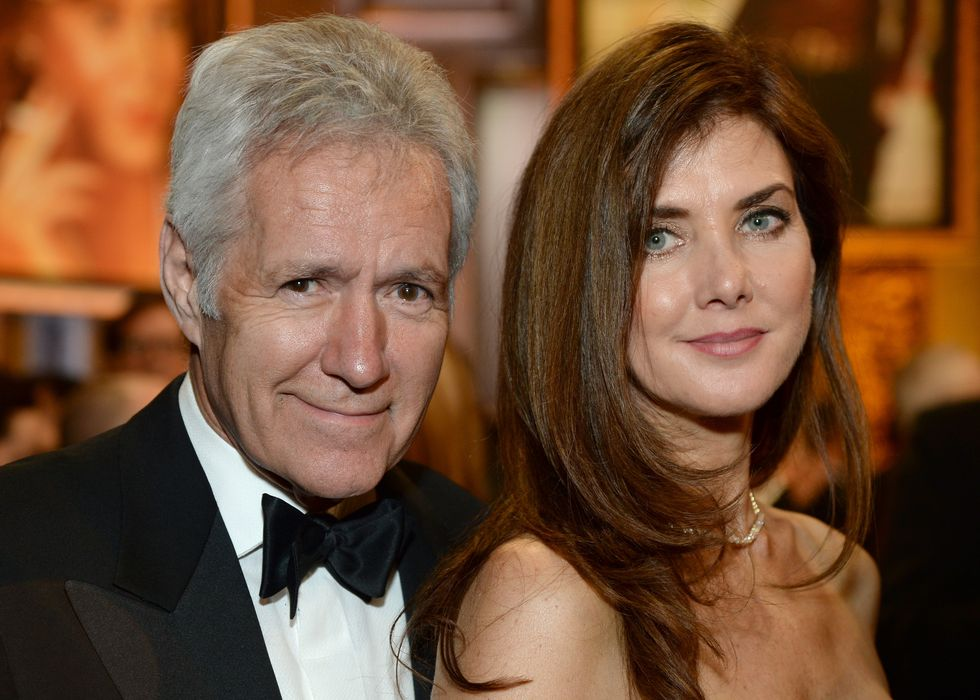 Alex Trebek's Wife Jean Reveals the First Pancreatic Cancer Symptom She Noticed in Him