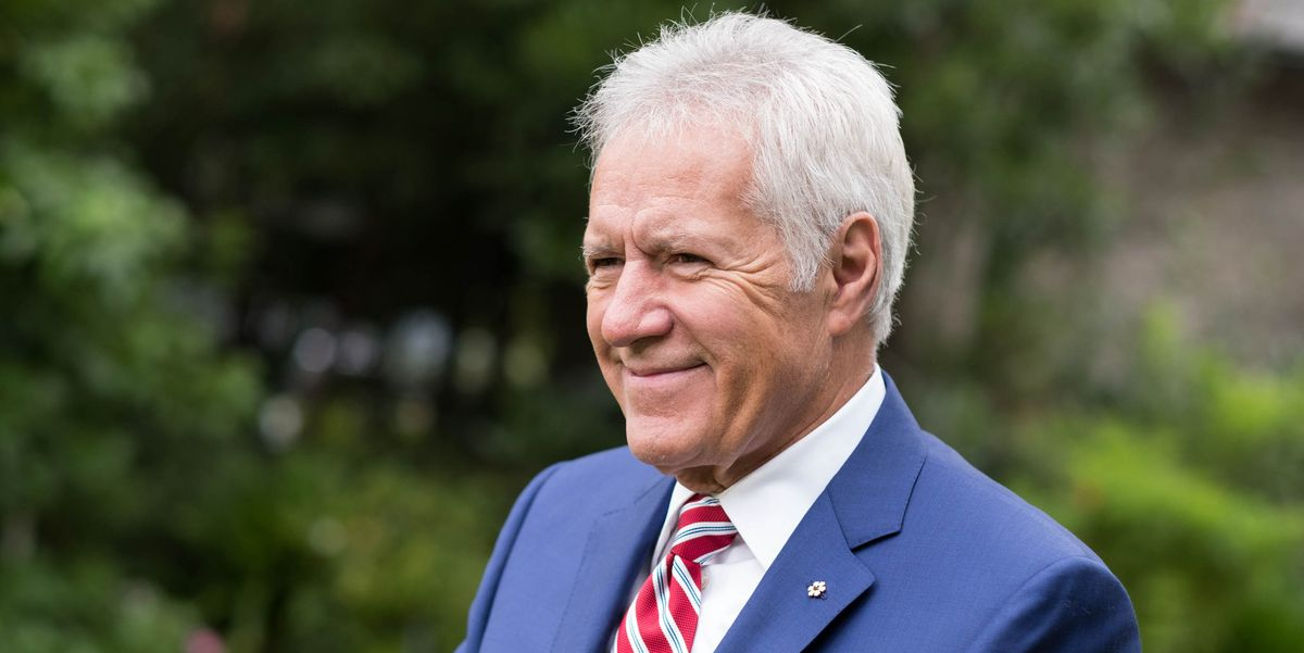 "Alex Trebek Spent His Final Day Exactly How He Wanted to, According to a ""Jeopardy!"" Producer"