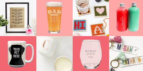 20 Best Personalized Gift Ideas