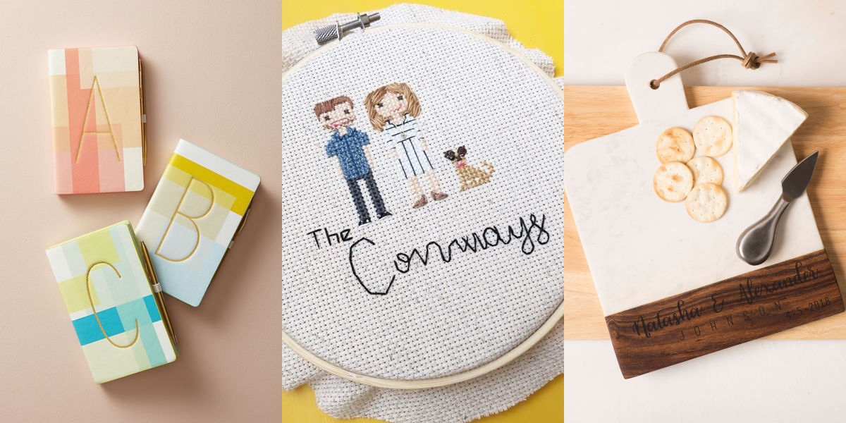 26 Perfect Personalized Gifts For All Your Favorite People