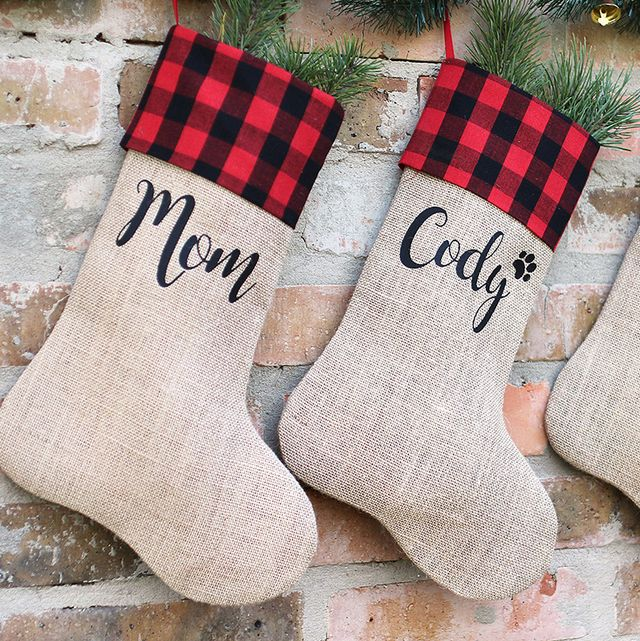 Personalized Christmas Stockings.20 Unique Personalized Christmas Stockings Best