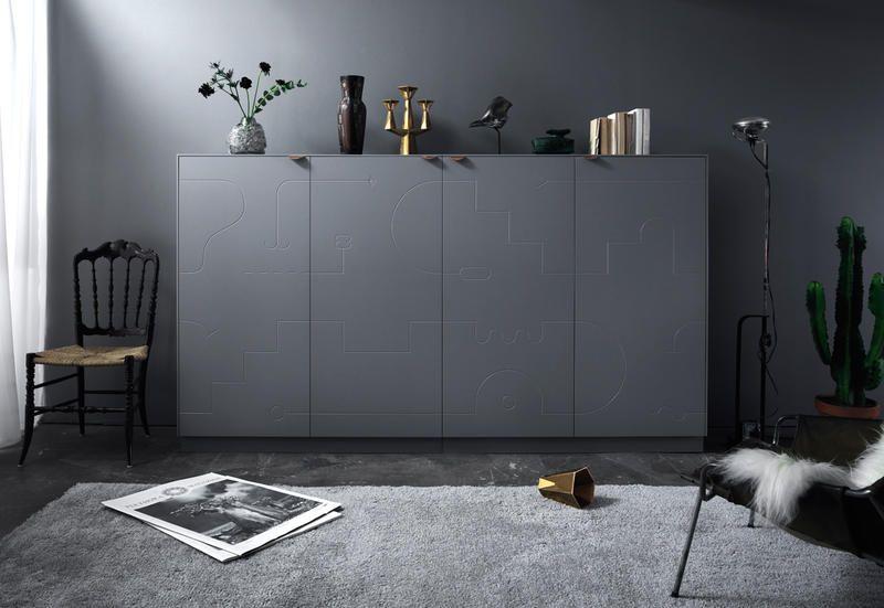 Credenza Alta Ikea : Personalizzare i mobili ikea con gli accessori di superfront
