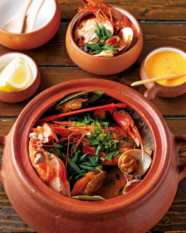 ペルーの養生鍋「パリウエラ」