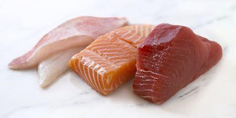 el mejor pescado para tus músculos