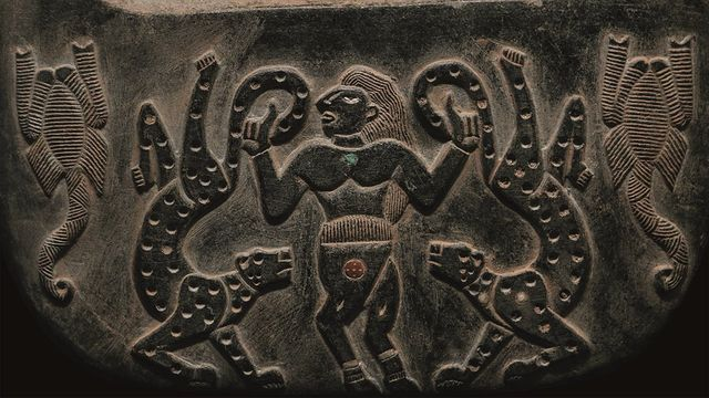 nuova civiltà jiroft, civiltà scoperta in iran