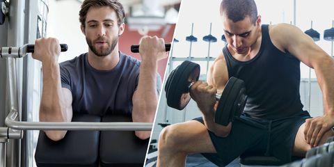 maquina gimnasio peso libre