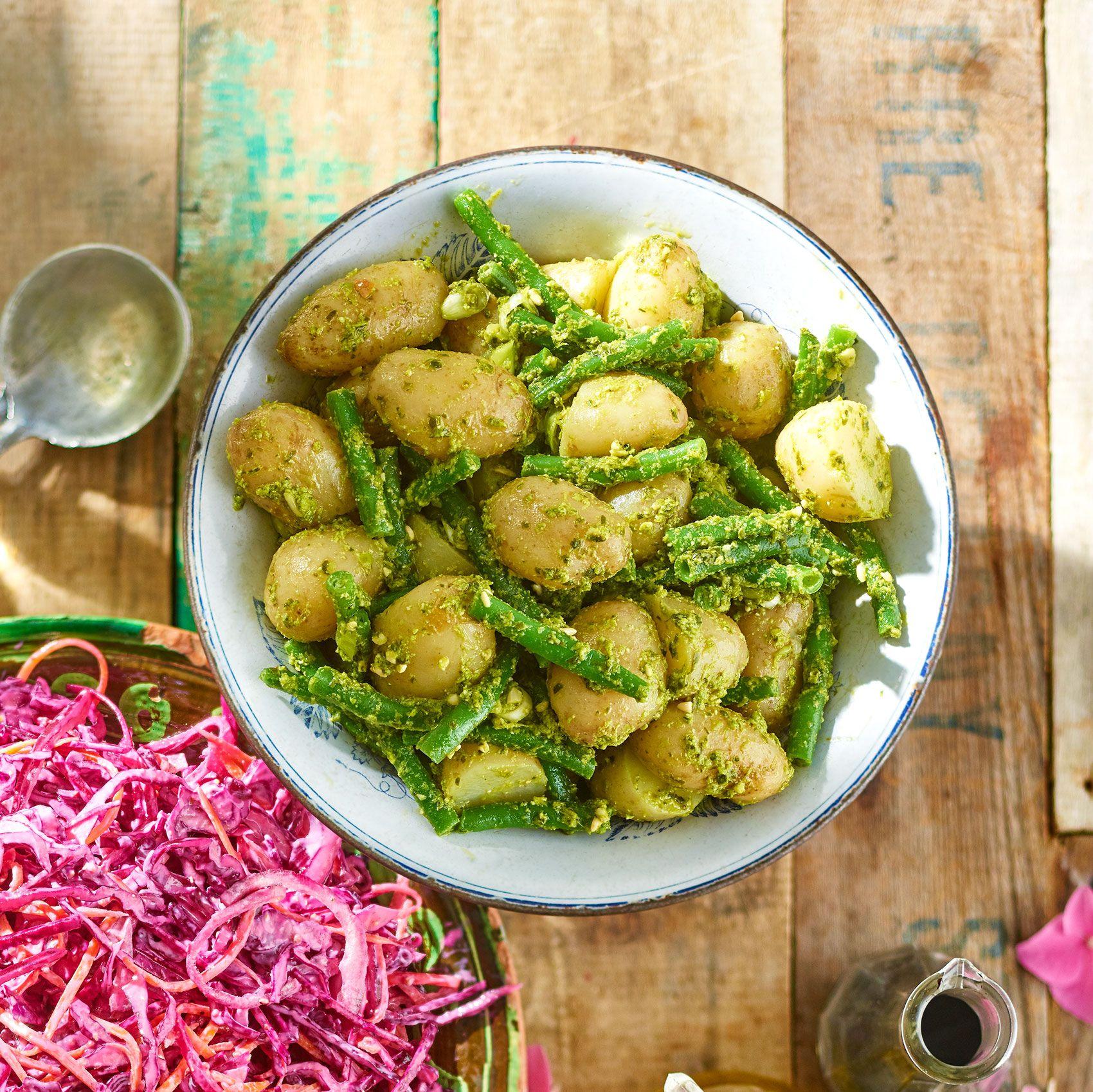 Classic Potato Salad Recipe Uk