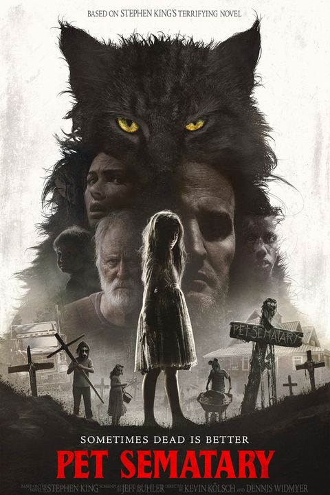 Pet Sematary - Best Halloween Movies