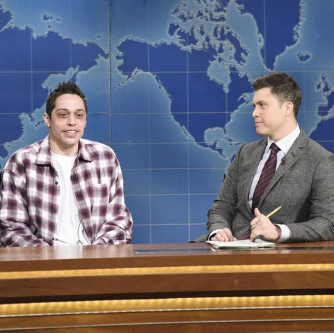 Pete Davidson Hints at Leaving Saturday Night Live Due to Behind the Scenes Drama