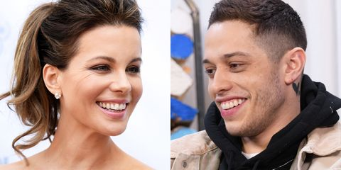 Pete Davidson Got Dinner With Kate Beckinsale's Parents Because They're at That Relationship Stage Now