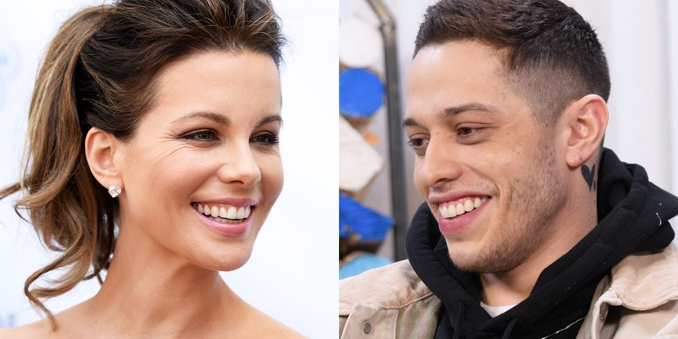Everything We Know About Pete Davidson and Kate Beckinsale