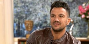 Peter Andre talks about Leaving Neverland on This Morning