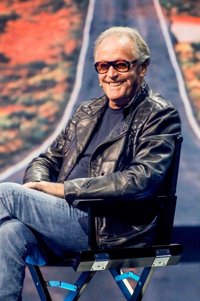 Muere Peter Fonda Easy Rider