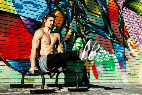 Think You Need Weights To Get Ripped? This Hollywood Trainer Will Prove You Wrong.