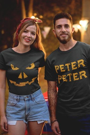 peter peter pumpkin eater couples costumes for halloween