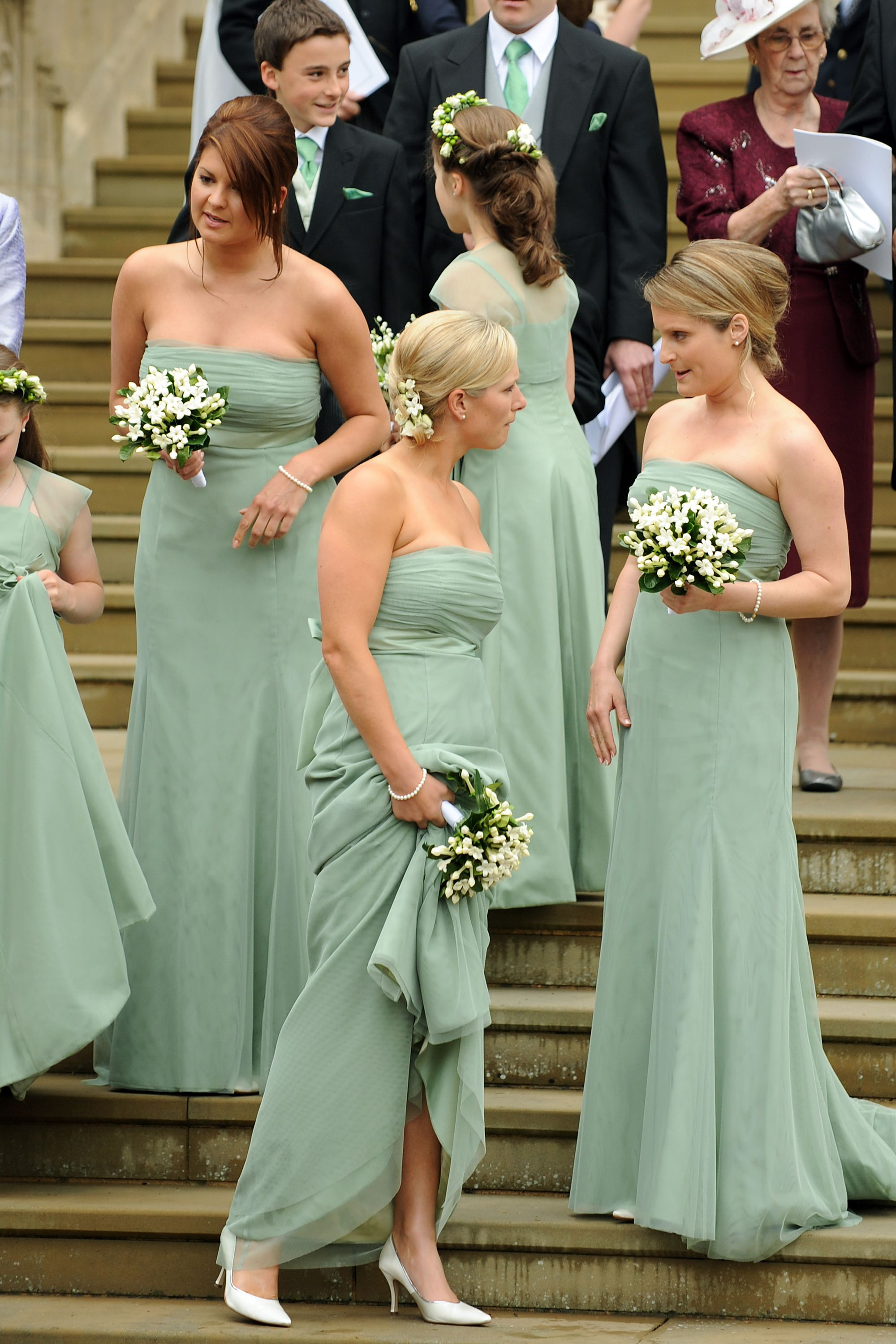 0c4f19f619d A Look Back at Royal Bridesmaids Through the Years