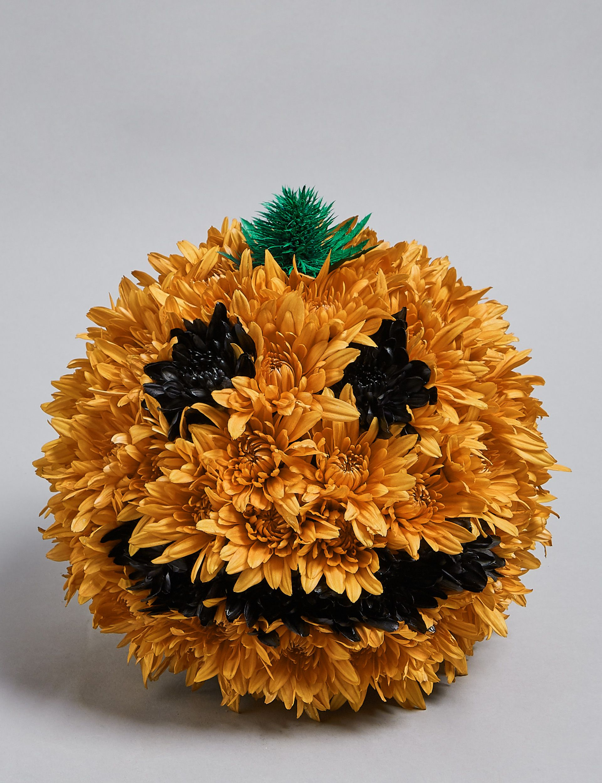M&S Is Selling This Floral Pumpkin For Halloween - Peter Pumpkin ...
